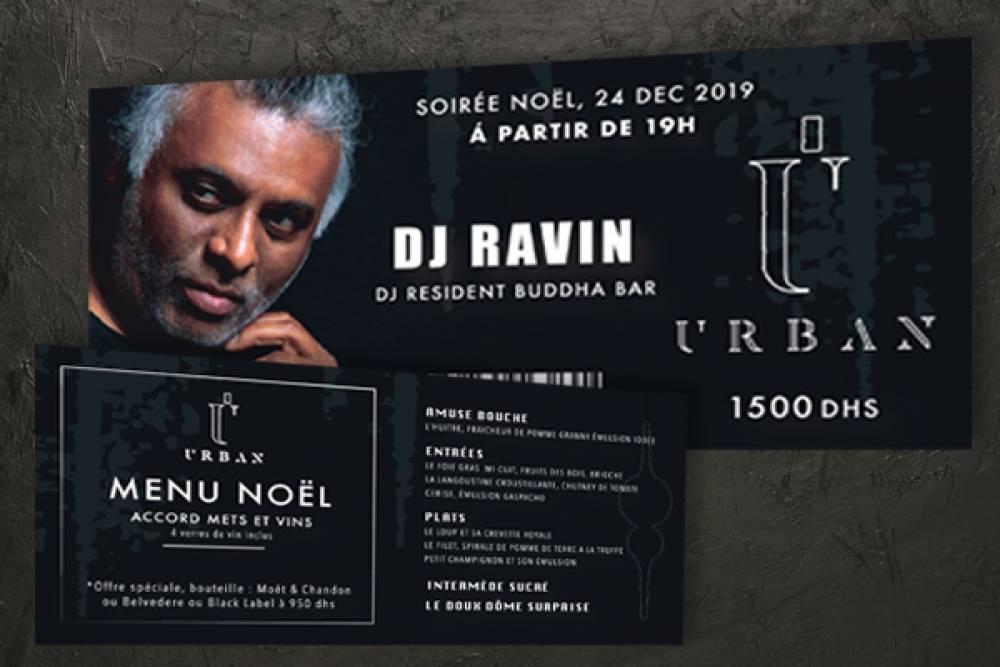 DJ Ravin à l'Urban : une première en Afrique